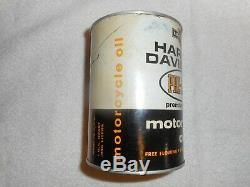 Ultra Rare Harley Oil Can PRE-LUXE Composite Full