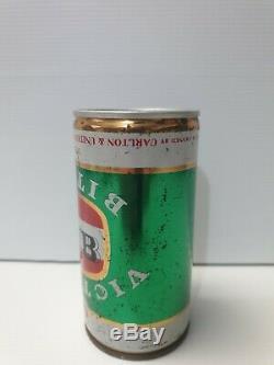 Upside Down Rare Vintage Printed VB Victoria Bitter Beer Metal Can