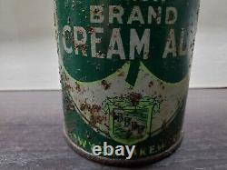 VERY RARE 3 GENUINE 1940's Cone Top Beverage Cans Lucky Strike, C&C, Beverwyck