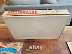 VTG 1956 You Can Be A Billionaire 3D Board Game Happy Hour Inc Extremely Rare
