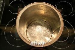 Vintage Antique Robinson Crusoe Salted Peanuts 10 Lb Tin Can Lynchburg Va Rare