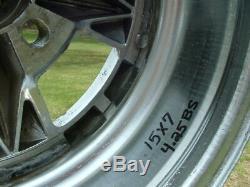 Vintage Rocket Racing Mag Wheel NOS Cap Chevy Camaro Chevelle Nova Impala GTO