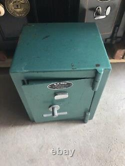 Vintage Unusual Rare South African Safe Can Deliver