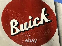 Vtg Buick Antifreeze 1 Gallon Oil Can Tin GM Buick Motor Division Flint MI Rare