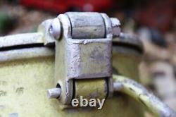 WW2 extremely rare V1 rocket project Fuel Can 1943 dated used in Dampferzeuger