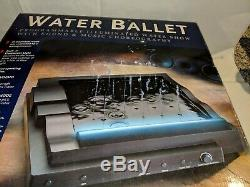 Water Ballet programmable illuminated water show with sound Rare Can You Imagine