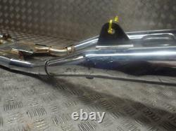 Yamaha XJ650 Pre-YICS 1980 Rare Original 4 Into 2 Exhaust System Downpipes Cans